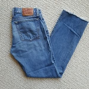 Lucky Brand crop jeans, size 6